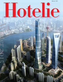 Hotelie Winter 2015 Cover