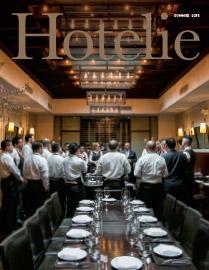 Summer 2015 Hotelie Magazine Cover