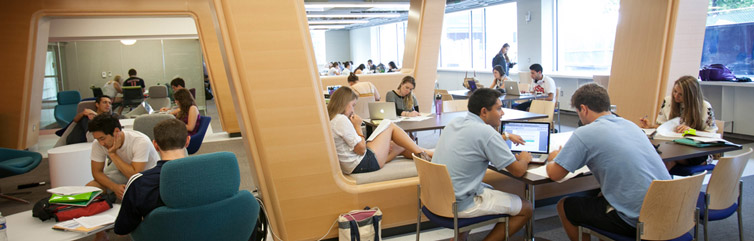 Marriott Student Learning Center