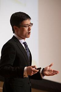 Presenter at HBPC 2014