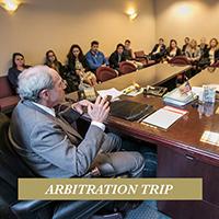 Arbitration trip