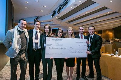 2015 CIRECC Winners-Cornell Team