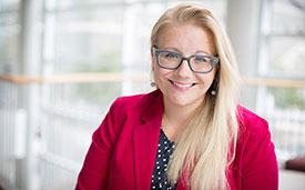 Mona Anita K. Olsen '04, Ph. D