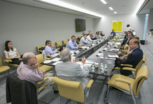 NYC and San Francisco regional roundtables 2016