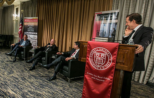 Panelists at Second Annual Titans of Real Estate