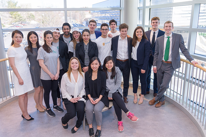 2018 Business Plan Competition Winners