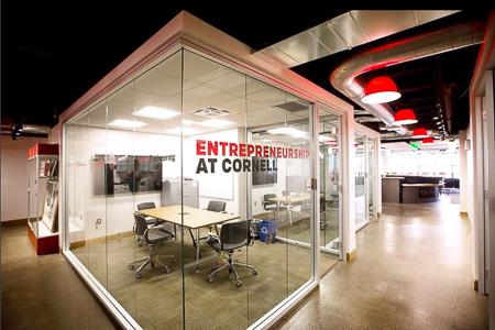 Office space at Entrepreneurship at Cornell