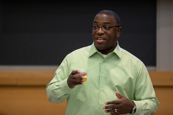 SHA lecturer Doug Miller