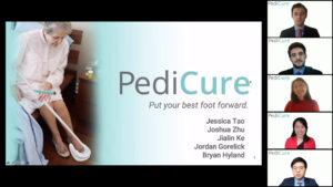 PediCure presentation