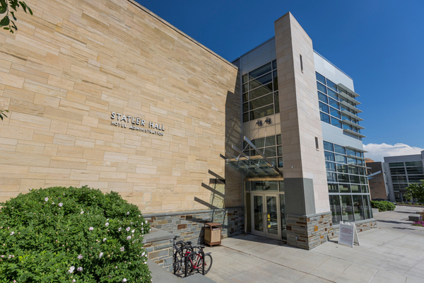 Picture of Statler Hall, the home of the C&I Internship Program