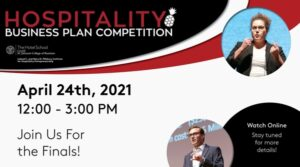 PIHE busines plan competition ad