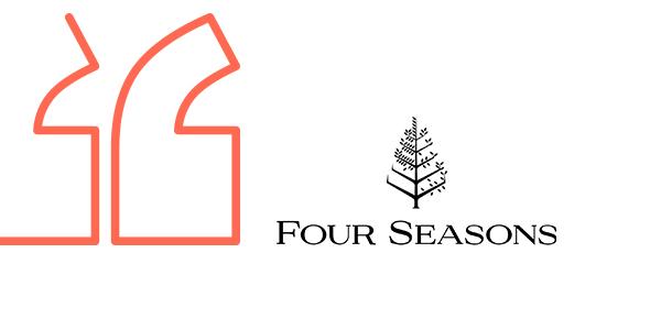 four seasons quote