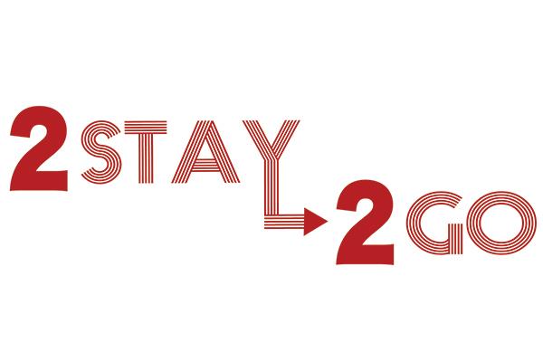 2 Stay 2 Go Logo