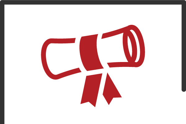 Icon of a rolled degree