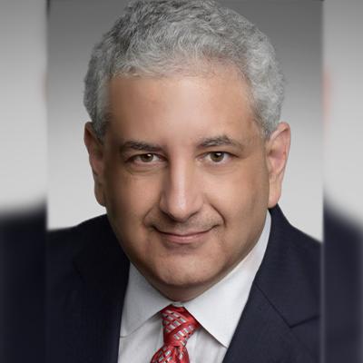 Headshot of Robert Mandelbaum